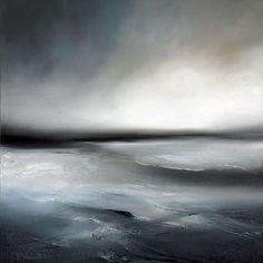 Paul Bennett, Echoes 3Oil on canvas