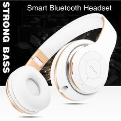 Smart Bluetooth Headset with Microphone for Meizu mx5 Wireless Sports Headset for Meizu MX6  Built-in FM Radio casque audio