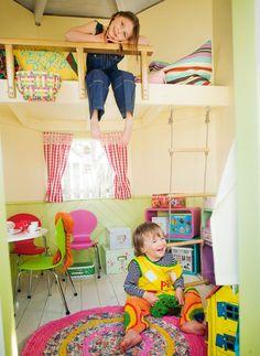 casita para niños