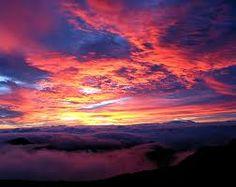 Sunrise @ Haleakala