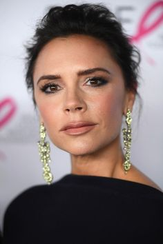 Victoria Beckham attends The Breast Cancer Research Foundation's 2017 Hot Pink Party at the Park Avenue Armory on May 12, 2017 in New York City.