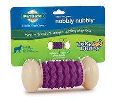 Petsafe Busy Buddy Nobbly Nubbly Dog Toy, Large « Pet Lovers Ads