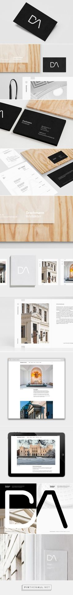 DA Architects on Behance by Daniel Siim. - created via https://pinthemall.net