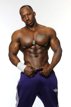 Sexy Black Men Pictures - Justin Mr XL Williams....