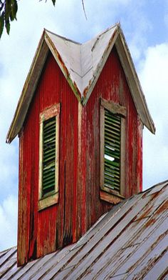 Old Time Barn Cupola