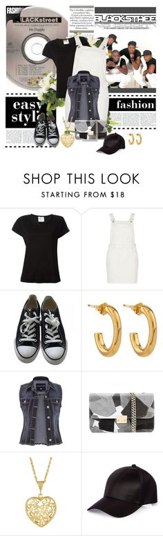 """""""OOOOOH SNAP, THAT'S MY JAM-TURN IT UP!! #CRENSHAWSUNDAYS #NISSANTRUCKS #LOWRIDERS #WHATKINDACARISHEIN #THAShisMAMASCAR #BOYSTOP! #SCRUB #GIRLPOWER #BYNOmeansAVERAGE #PLAYonPLAYETTE"""" by g-vah-styles ❤ liked on Polyvore featuring Forte Forte, River Island, Converse, Jennifer Fisher and maurices"""