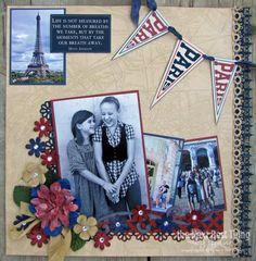 Paris - Scrapbook.com