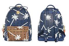 Craig & Karl X MCM Backpack