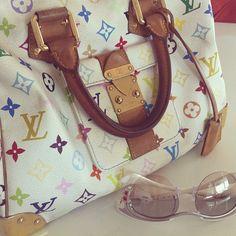 Today's bag and sunglasses - @chiaraferragni- #webstagram