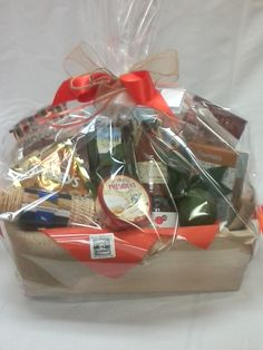 10500au twins twice the fun metal bucket with soft toys gourmet delights basket from sendabasketsa unley south australia facebook negle Gallery