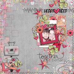 Love Me Dizzy, Heart•Beep Add-On by Fayette Designs  https://www.pickleberrypop.com/shop/product.php?productid=31212&cat=0&page=1  Love Me Dizzy plus FWP! ~ A Digi Duos Collab by Fayette Designs and Jumpstart Designs https://www.pickleberrypop.com/shop/product.php?productid=31138&cat=170&page=1 Just For A Moment by Little Green Frog Designs http://scraporchard.com/market/Just-For-A-Moment-Digital-Scrapbook-Template.html