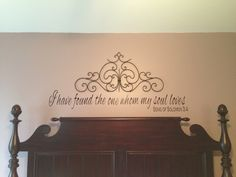 Beautiful Wall Decals For Master Bedroom Gallery - Decorating ...
