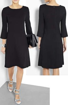Goat Pandora Fit and Flare Dress.. Stunning and timeless!