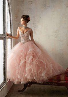 Mori Lee Quinceanera Dress 89131