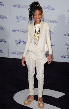 Willow Smith Wedges