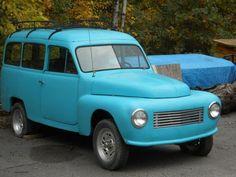 """1959 Volvo 445 """"Duett"""""""