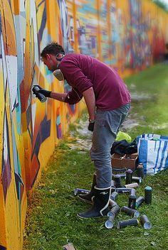 grafitti-event 2013 eindhoven