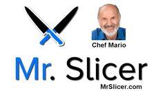 Apple Peeler Corer Slicer by MrSlicer.com