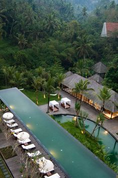 Boutique Hotel Komaneka, Ubud, Indonesia.
