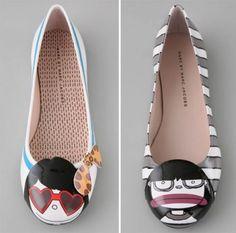 Marc Jacobs shoes!