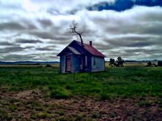 Great Plains Lonely Life Photograph
