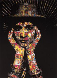 Chila Kumari Burman - Auto Portrait (2011)
