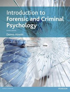 Introduction to Forensic and Criminal Psychology $102.95