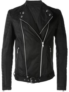 BALMAIN biker jacket. #balmain #cloth #