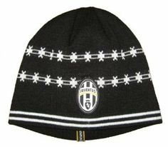 Juventus Flake Style Beanie - Style A - Black/White by Rhinox. $14.50. 100% Woven Acrylic.. A must have for all Old Lady Fans. Official Juventus Merchandise. Official Juventus merchandise.  Club Logo featured along with team colors themed in a winter design.