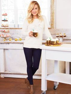 12 Pinterest-Worthy Ways Lauren Conrad Does The Holidays
