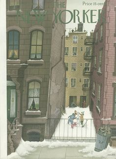 The New Yorker - Saturday, February 2, 1946 - Issue # 1094 - Vol. 21 - N° 51 - Cover by : Edna Eicke