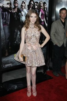 Anna Kendrick at the Pitch Perfect premiere