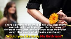 would you like to be my girlfriend quotes