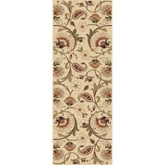 Found it at Wayfair - Somerville Ivory Area Rug
