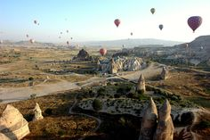 Yellow Valley Capadocia Türkiye by Gokhan Arda Guler, via 500px