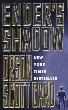 Ender's Shadow (The Shadow Saga Book 1) Orson Scott Card - TTS: #Summerreading that I couldn't put down