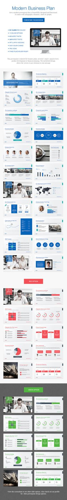 Business Plan Powerpoint #info graphics #marketing #microsoft powerpoint • Available here → http://graphicriver.net/item/business-plan-powerpoint/6098844?s_rank=5&ref=pxcr