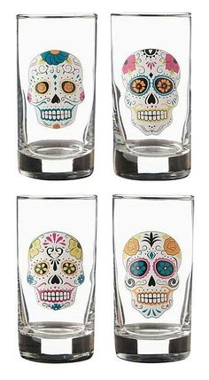 Awesome set of glasses