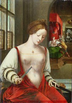 Lucretia, Ambrosius Benson