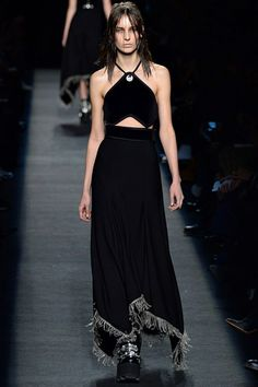 Alexander Wang - Autumn/Winter 2015-16 New York Fashion Week #NYFW #BestLooks #FashionDream