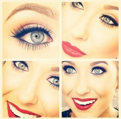 This girl is one of my favorite YouTube channels to watch. Amazing makeup tutorials !
