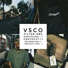 More VSCO pins @hypedTiso