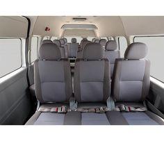Minibus en Venta: Modelo HIGER - 19 asientos   Incapower