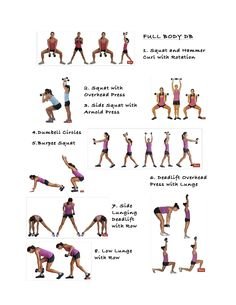 35 best compound exercises for circuits images  exercise