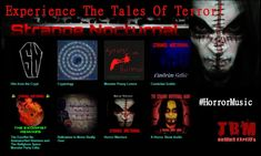SONGS OF HORROR - Strange Nocturnal - Come One! Come All! Experience The Tales Of Terror!