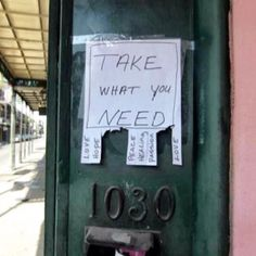 Sign taken by Fleurty Girl in the French Quarter.