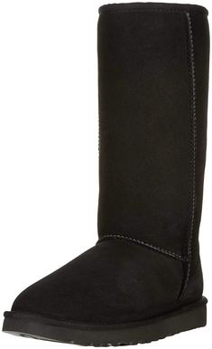 UGG Women's Classic Tall II Winter Boot in Clothing, Shoes & Jewelry in?Clothing, Shoes & Jewelry > Women > Shoes > Boots > Knee-High in?Sports & Outdoors > Fan Shop > Footwear in? Bearpaw Boots, Ugg Boots, Shoe Boots, Women's Shoes, Ugg Classic Tall, Long Toes, Wedge Boots, Knee High Boots