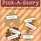 Need a fun way to get your students writing creatively this Thanksgiving season