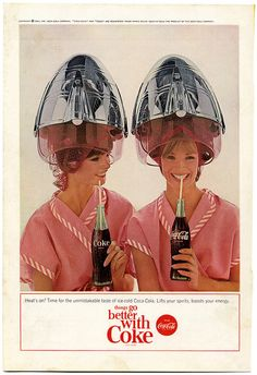 Recently we had posted article about vintage Pepsi Cola advertising. Most of us are well aware about the Cola War. So we thought it would be a great idea to share some of vintage Coca Cola ads also… Vintage Coca Cola, Coke Ad, Coca Cola Ad, Pepsi, Coca Cola Poster, Vintage Advertisements, Vintage Ads, Retro Ads, Retro Advertising