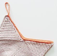 "Crochet Christmas ""Stocking"" Star – DIY (free pattern) - Hvadbiertaenker (scroll down post for English version pattern)"